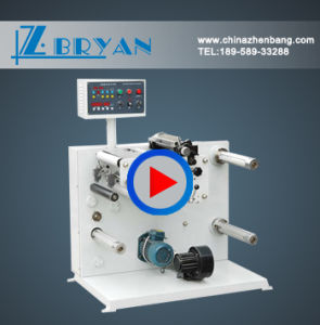 Roll to Roll Automatic Slitting Machine pictures & photos