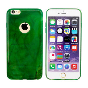 Wholesale Jade Green TPU Cellphone/Mobile Phone Cover/Case for iPhone/Samsung