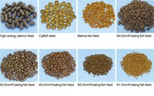 High Efficiency Fish Feed Pellet Mill with ISO pictures & photos