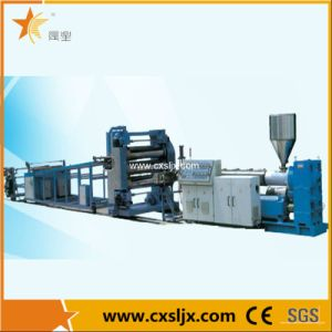 PVC Free Foaming Plate, Skining Forming Plate Extrusion Line pictures & photos