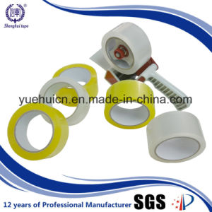 Cheap Tan Packaging 45mic Clear Packaging Tape pictures & photos