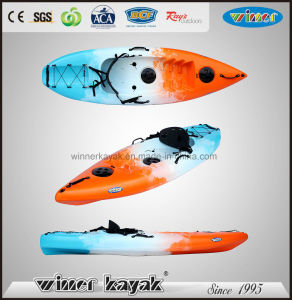 Good Quality Cheap Price New Color Single Sit on Top Kayak pictures & photos