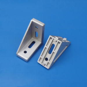 Assembly Corner Bracket for 45s 50s Aluminum Profile Accessory 88*88*42 pictures & photos