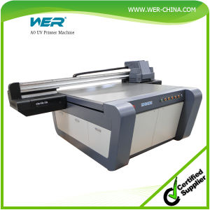 49inch Large Size A0 with Two Epson Dx5 Head UV Flatbed Printer pictures & photos