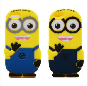 3D Silicone Cartoon Mobile Phone Cases for Samsung Galaxy S6 S7edge J5prime J7prime Phone Accessories pictures & photos