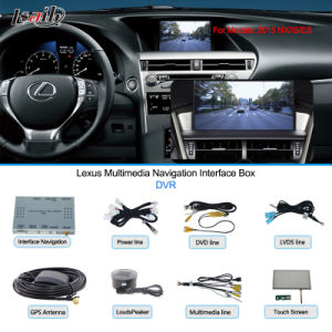 Is300! ! Car Navigation Interface Box for Lexus Touch Navigation, Audio and Video pictures & photos