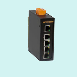 4-Port 10/100Mbps Fast Unmanaged Network Industrial Poe Switch (PSG04F) pictures & photos