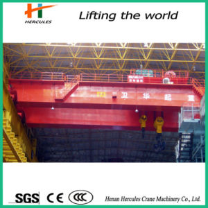 50 Ton Machine Double Beams Overhead Crane pictures & photos