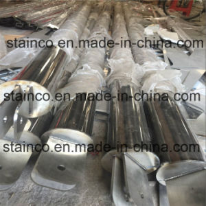 Stainless Steel Bridge/Vertical Pillars Use for The Rod of The Flag pictures & photos
