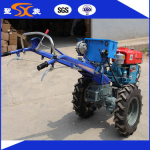 15-18HP Mini Hand Walking Farm Tractor Cultivator pictures & photos