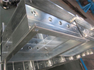 Aluminum Rotary Volume Control Damper for HVAC System Roll Forming Machine From China Supplier pictures & photos