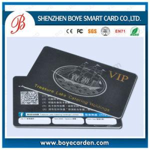 Printable Plastic Em4100 Chip RFID 125kHz Proximity Em ID Card pictures & photos