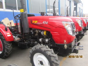 Huaxia 45HP 4WD Hx454 Agricultural Farm Tractor pictures & photos