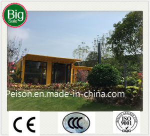 Low Pay Modern Mobile Prefabricated/Prefab House/Villa for Holidays Llife pictures & photos