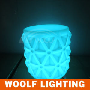 Glowing LED Furniture, Bar Chair, Outdoor Furniture, pictures & photos