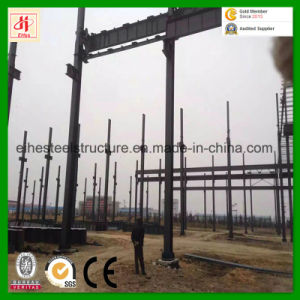Good Quality ISO 9001 Prefabricated Steel Warehouse pictures & photos