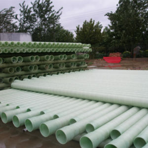 FRP Pipe for Communications Optical Cable pictures & photos