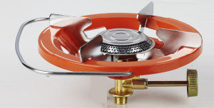 Small Burner Gas Stove, Single Burner Cooker Portable Gas Stove pictures & photos