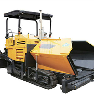 14 Ton Crawler Asphalt Paver Machine, Road Making Equipment 0-18 M/Min Paving Speed (RP951A) pictures & photos