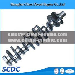Brand New Crankshaft for Isuzu 4hf1, 4bd1, 6bd1, 6HK1, 4ja1, 4jb1 Diesel Engine pictures & photos
