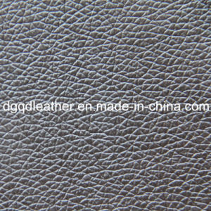 Lichee with Strong Tearing Resistance Furniture PVC Leather (QDL-515131) pictures & photos