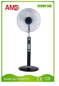 16 Inch Good Quality Stand Fan with Remote Controller pictures & photos