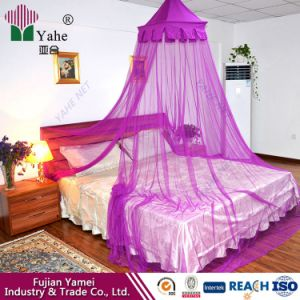 100% Polyester Decorative Mosquito Net pictures & photos