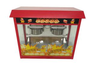 Twin Pots Popcorn Machine pictures & photos