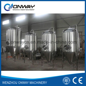 Bfo Stainless Steel Beer Beer Fermentation Equipment Yogurt Fermentation Tank Used Micro Brewing Equipment pictures & photos