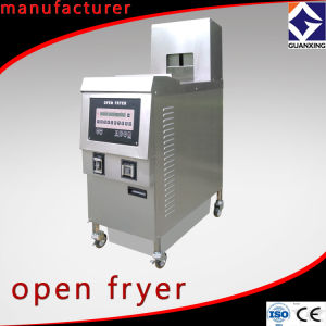 Ofg-H321 Fried Chicken Machine Gas, Open Deep Fryer (Manufacture, CE) pictures & photos