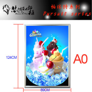 LED Aluminum Clip Frame Snap Frame pictures & photos