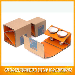 Corrugated Paper LED Bulb Packaging Box pictures & photos