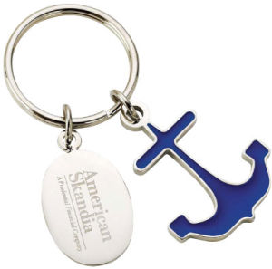 Custom Metal Key Chain for Promotion Gift (KD-001) pictures & photos