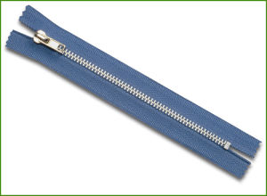 5# Aluminum Zipper with Good Quality pictures & photos