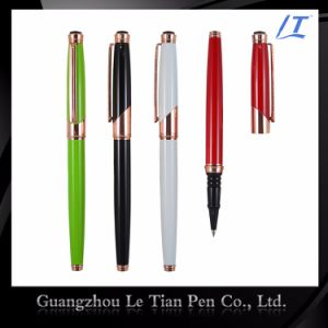 Quality Guaranteed Customized Metal Roller Pen pictures & photos