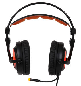 Sades A6 7.1 USB Stereo Vibration Gaming Headphones with Mic Noise Isolating LED Lights pictures & photos