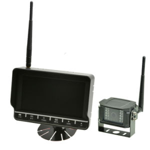 Wireless Camera with Digital Wireless Monitor pictures & photos