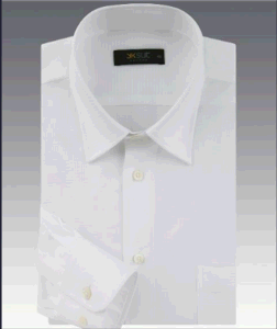 Mens Trendy Classic White Cotton Dress Formal Shirt pictures & photos