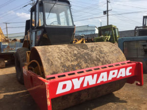 Used Original Dynapac Ca25D Road Roller for Sell pictures & photos