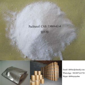 Anti-Cancer Drug Top Quality Paclitaxel CAS 33069-62-4 pictures & photos