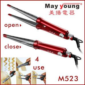2 in 1 Design Hair Straightener & Hair Flat Iron pictures & photos