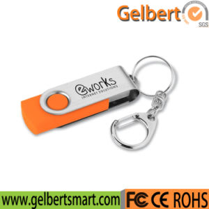 Bset Price Swivel USB Disk for Promotion Gift pictures & photos