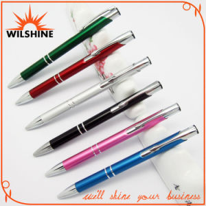 Promotional Aluminum Mechanical Pencil for Logo Engraving (MP113) pictures & photos