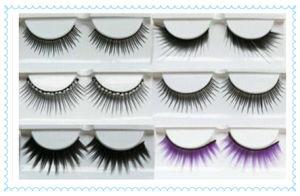 2017 Hot Sale Color Factory Wholesale Pure Manual False Eyelashes pictures & photos