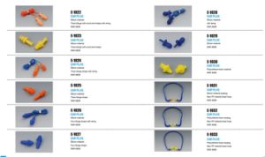 Hearing Protection Foam Ear Plugs pictures & photos