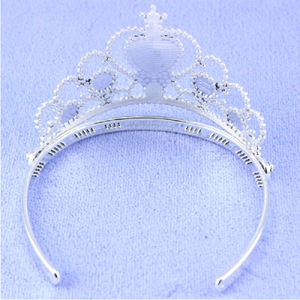 Fashion Accessories Elsa Crown Frozen Tiara pictures & photos