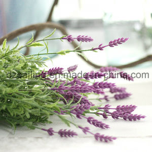 Wholesale Artificail Plastic Lavender Flower for Wedding Home Decoration (SW20201) pictures & photos