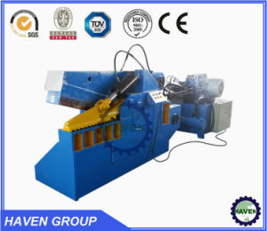Alligator Shearing Machine with hydraulic system pictures & photos