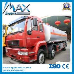 300HP HOWO 6*4 Oil Transportation Truck/Oil Tank Truck CNG Tank Truck pictures & photos