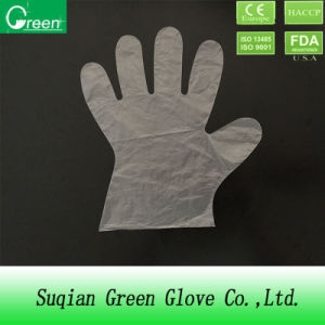 Food Processing HDPE LDPE Glove pictures & photos